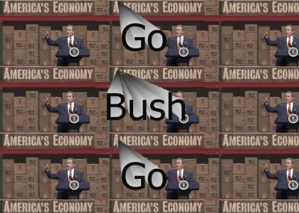 Bush: ualuealuealeuale