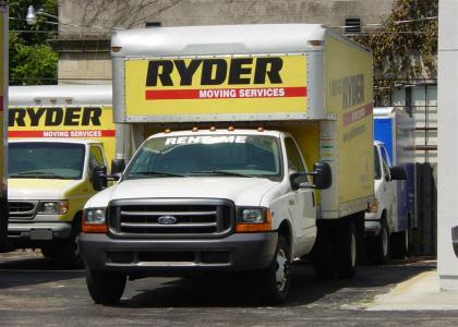 Cuz i'm a Ryder