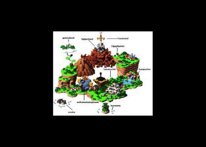 SMRPG World Map Bingo