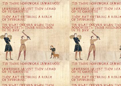 Medieval Big Lebowski