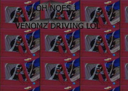 Venom Can Drive
