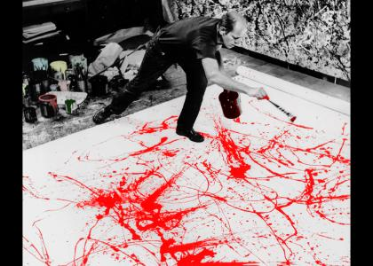 Pollock Has a Vision...