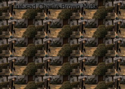 Cue sad Charlie Brown music