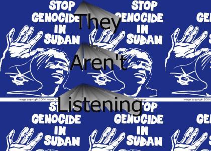 Stop Genocide in Sudan