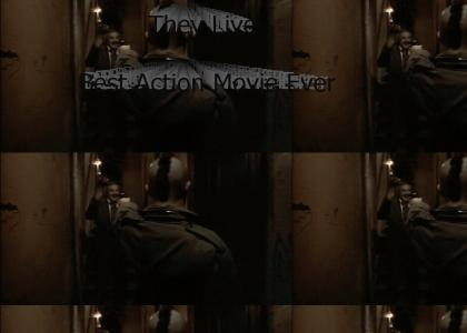 They Live:  Best Action Movie