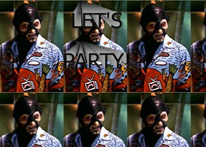 Scorpius Party Animal