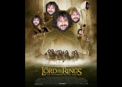 Peter Jackson Inflates His Ego
