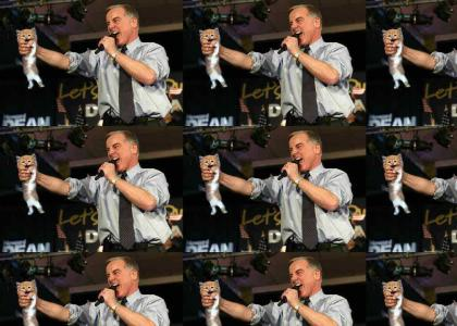 the rage of howard dean