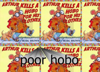 Arthur goes bad