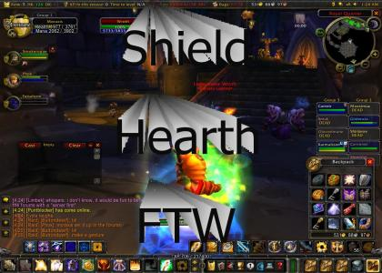 Shield Hearth