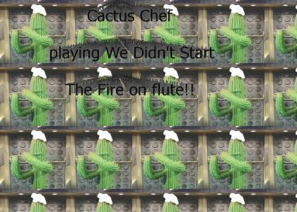 Cactus Chef