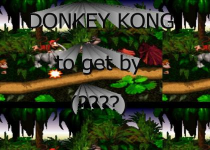 Offspring Donkey Kong?