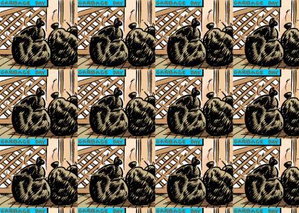 Wolverine abhors chores!