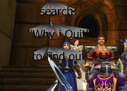 why i quit world of warcraft