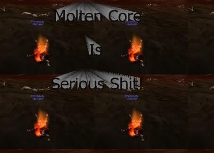 Raids are serious, loot > fun!