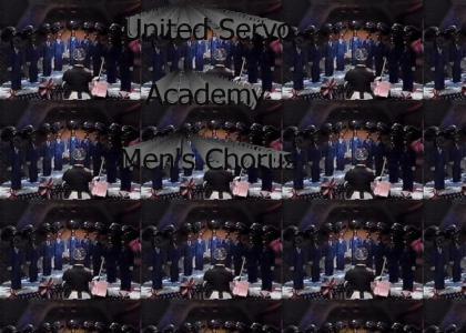 The United Servo Academy Men's Chorus Hymn
