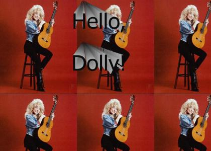 Dolly Parton is teh bestest!