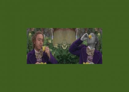 Wonka VS Bizarro