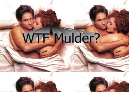 Mulder stays warm