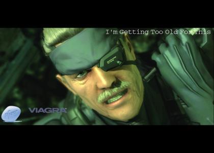 Metal Gear Viagra