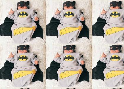 Bat Baby (Awwwwww)