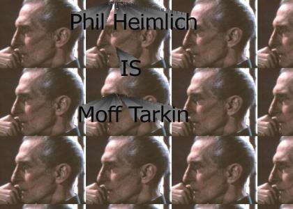 Phil Heimlich is Grand Moff Tarkin