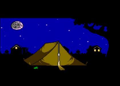Secret Hidden in McKids for NES!!