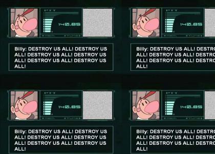 Metal Gear Billy