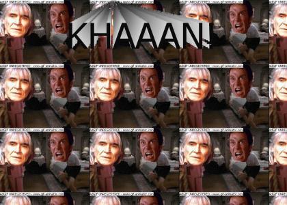 KHANTMND: Captain Kirk Dodges Khan's Genesis Device