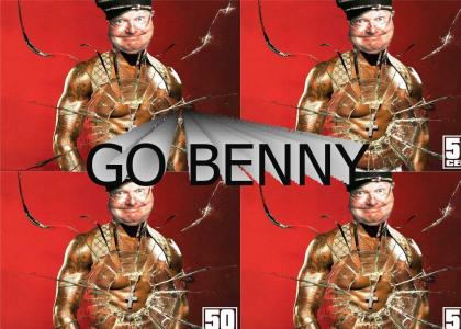 Benny Hill is in Da Club