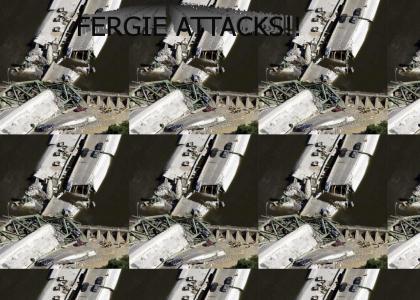 Fergie Attacks!