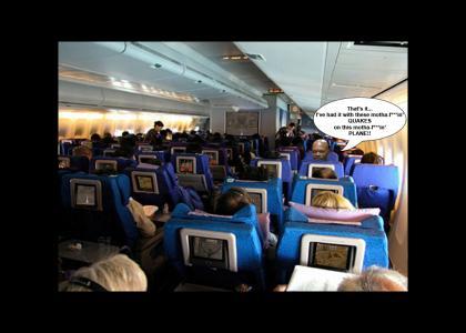 Quakes on a Plane!
