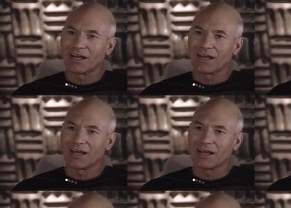 Picard lol'd