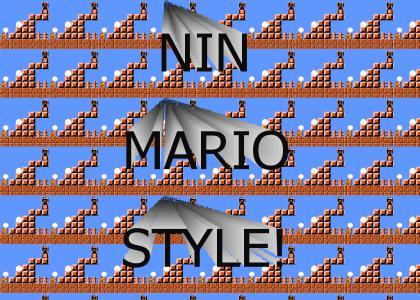 NIN, Mario Style...