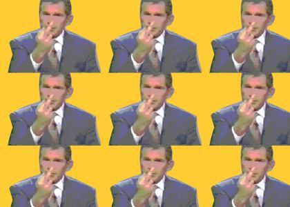 Bush = Meanie edited! oops