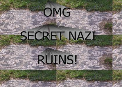 OMG Secret Nazi Ruins