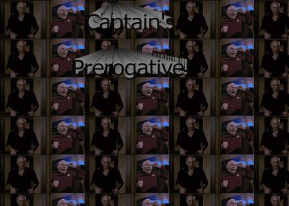 Picard loves Britney Spears