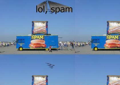 lol, spam