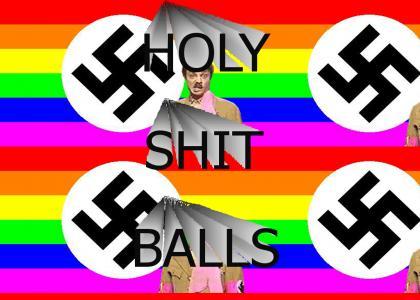 HOLY SHITBALLS