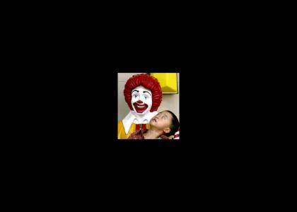 ronald kills asians!