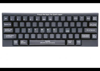 Max's Keyboard (Now with reasonable accuracy!)