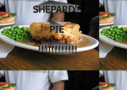 SHEPARD'S PIE!!!!!