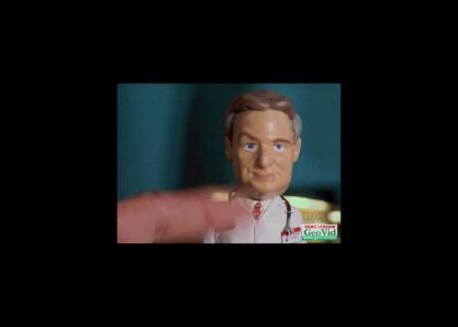 Dr. Kelso Loves Bobbleheads
