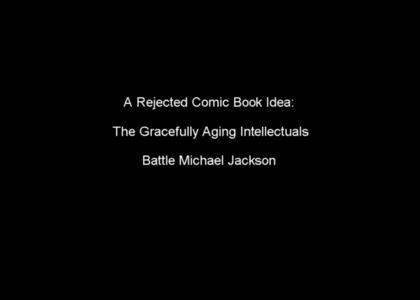 Rejected Comic Book Idea