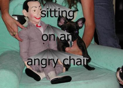 chairy the chair