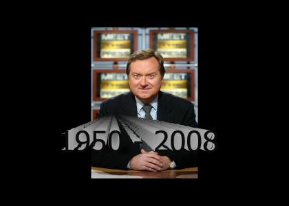 Tim Russert: 1950 - 2008