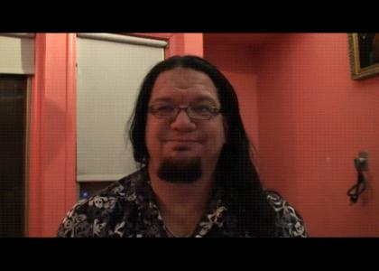 Shocking Penn Jillette Halloween Costume