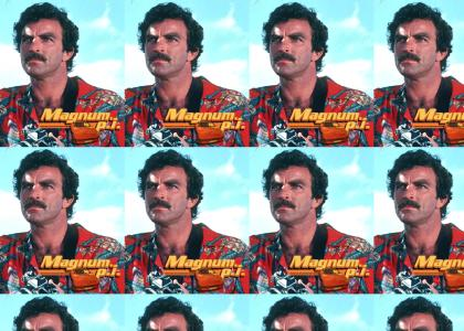 Tom Selleck has a secret
