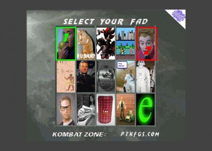 Mortal Kombat 3: Select Your Fad (PTKFGS)