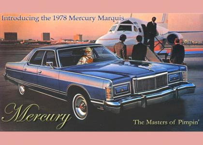 The 1978 Mercury Marquis